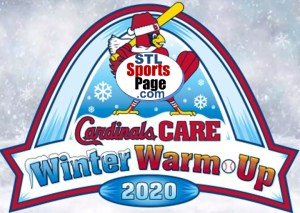 STLSporstsPage and Winter Warmup Logo