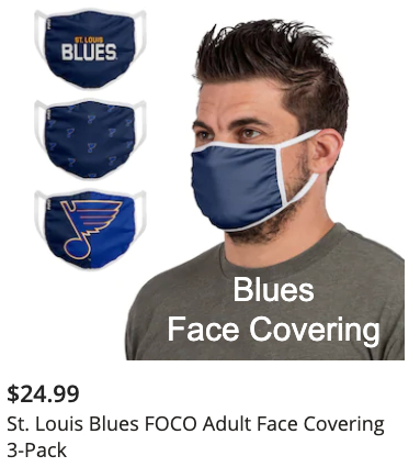 Blues Face covering icon
