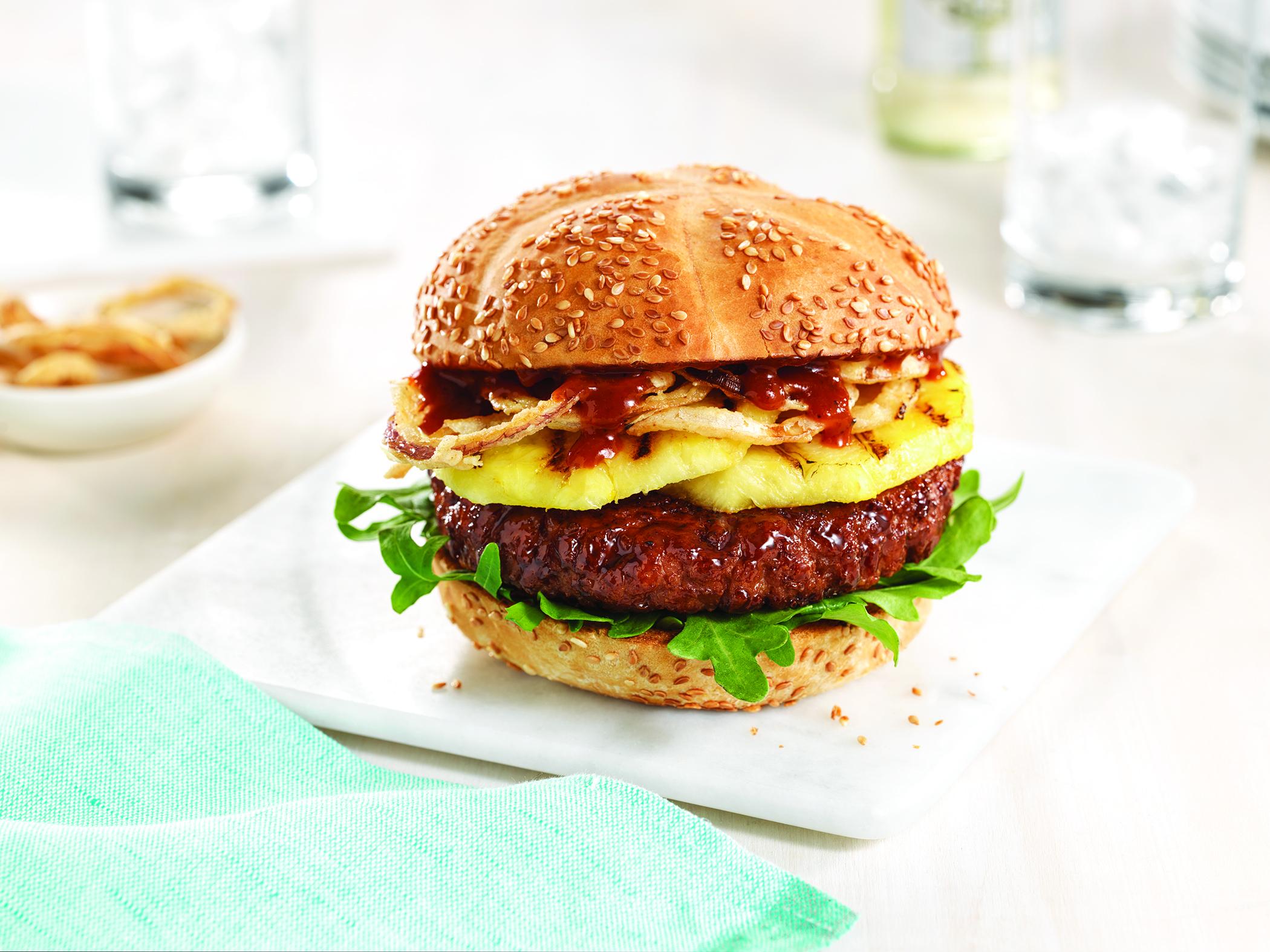 PIneapple (LIfelife)burger