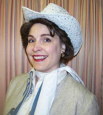 Anna as Patsy Cline