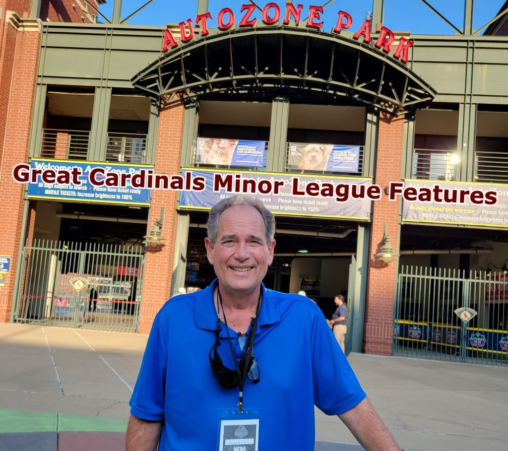 Cardinals Rookies, Risings Starts and Minor League News