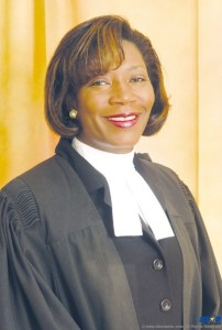 Director of Public Prosecutions Victoria Charles-Clarke
