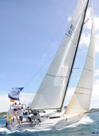 After a 2670 nautical mile crossing Vaquita was the first yacht to reach St Lucia in this year's Atlantic Rally for Cruisers.