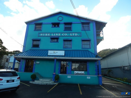 Cellestal, established in 2011, is housed in the same building as the Saint Lucia Tourist Board at Vide Bouteille. Its CEO George Benson received the Prime Minister's Award  at the Chamber of Commerce Business Awards in 2013.
