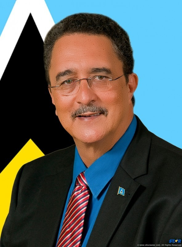 Kenny Anthony says that it was Saint Lucia who advanced a commission to discuss decriminalizing marijuana.