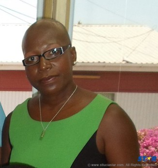 Micoud South MP Gale Rigobert: She could've said a whole lot more than  Philip J. Pierre about being submissive!