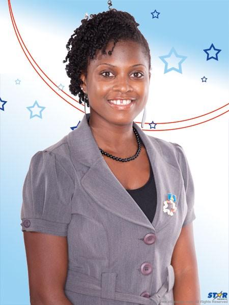 PM's press secretary Jadia Jn Pierre Emmanuel:  How sweet is her bite?