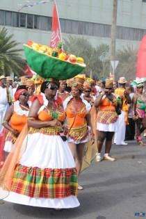 Jounen Kweyol meets carnival.