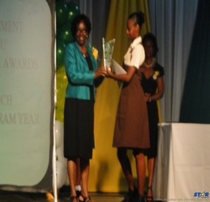 Governor General's Award for Originality, Innovation and Creativity; Choiseul Secondary School