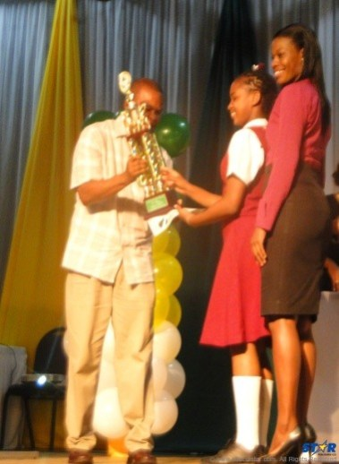 Company of the Year; Vide Boutielle Secondary School