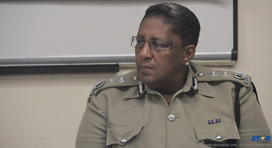 Deputy Commissioner of Police Frances Henry: she will be the Commander of the Independence Day parade at Vigie this Sunday.