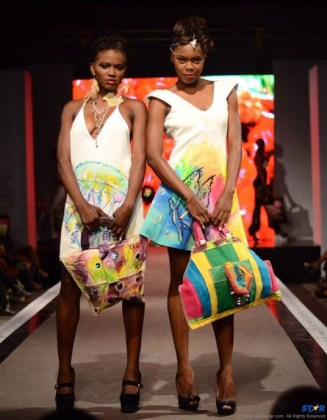 8ttava and Christy Creations made an impressive HOT Couture debut.