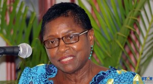 Professor Velma Newton, Regional Project Director, IMPACT Justice.