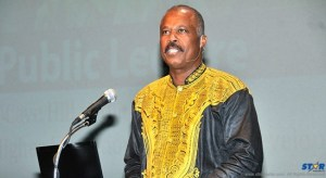University of the West Indies Professor Hilary Beckles continues to lead the charge for reparation.