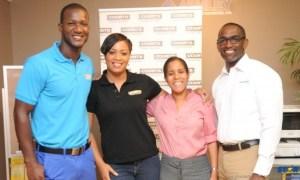 Recipients were selected by Saint Lucia Zouks Captain, Darren Sammy.