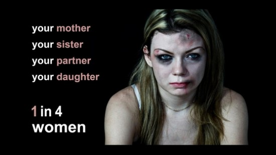 STAND together, MARCH together and SAY NO! To violence against women