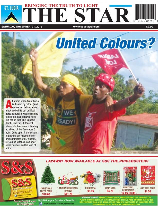 The STAR Newspaper Photo of the Week - November 21st, 2015