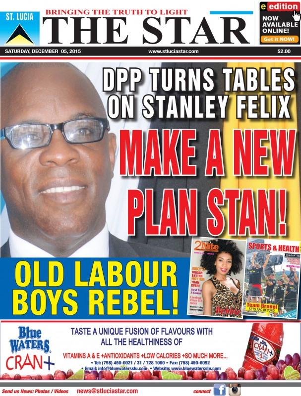 The STAR Newspaper -Saturday 5th December, 2015