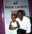 STAR Editor Toni Nicholas and his daughter at book launch!