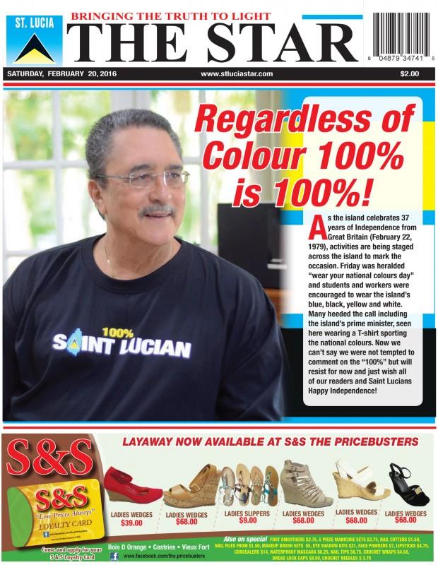 The STAR Newspaper Saturday February 20th, 2016