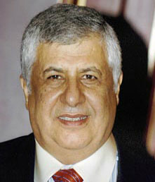 Gilbert Chagoury: He entered local affairs with help from a local archbishop and now bears the Saint Lucia Cross and a 100% Looshan passport!
