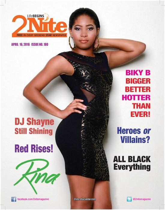 2Nite Magazine Issue no. 180 for Saturday 16th, 2016