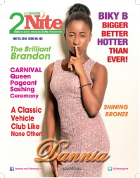 2Nite Magazine for Saturday May 28th, 2016 ~ Issue no.186