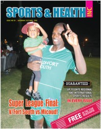 Sports & Health Magazine Inc. for Saturday May 21st, 2016