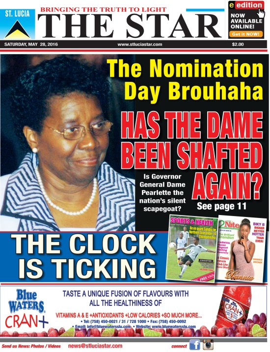 The STAR Newspaper for May 28th, 2016