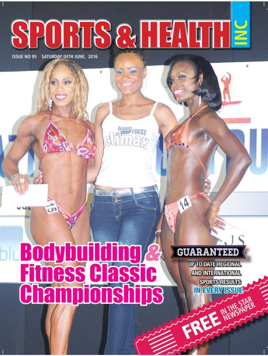 Sports & Health Magazine for Saturday June 4th, 2016 ~ Issue no. 95