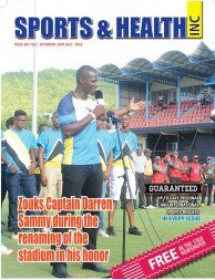 Sports & Health Magazine for Saturday 30th July, 2016 ~ Issue no. 103