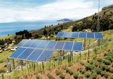 Three Nations Leading the  Caribbean's Push to Go Green