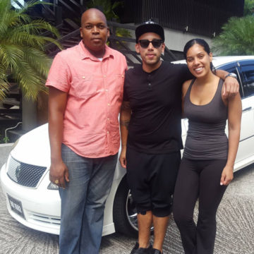 St Lucia Airport Transfer Photo