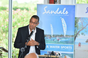 GM - Sandals Halcyon Beach Resort - Christopher Elliott
