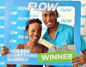 Customers won tickets to Panorama, Soca Monarch, Calypso Finals, and Wet Fete, among others #EndlessEverythingSummer #Flow