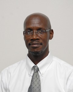 Outgoing Managing Director Mr. Embert Charles