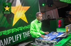 DJ Cue-New to the competition but one of the most entertaining DJs at the semi-finals