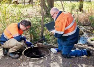 Sewage Can Help Track COVID-19 Trends