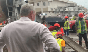 Chastanet Touts Benefits Of Road Improvement Programme