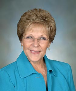 St Lucie County Commissioner Frannie Hutchinson