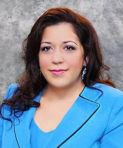 Port St Lucie City Councilwoman Jolien Caraballo
