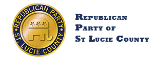 Republican Party of St Lucie County Logo