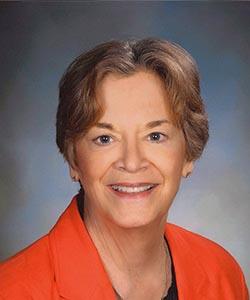 Fort Pierce Mayor Linda Hudson