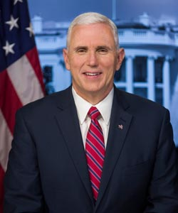 Vice President Michael Pence