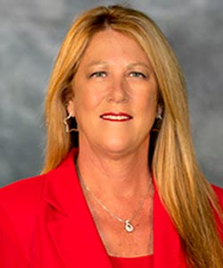 Port St Lucie City Councilwoman Stephanie Morgan