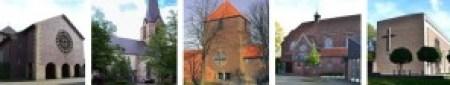 Kirchen in St. Christophorus Werne