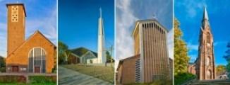 Kirchen in St. Marien