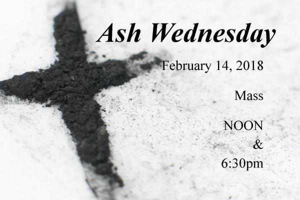 ash wednesday 2018 # 40
