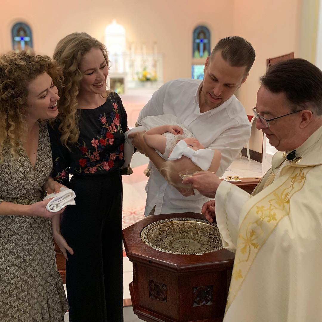 Harriet Wallace Baptism