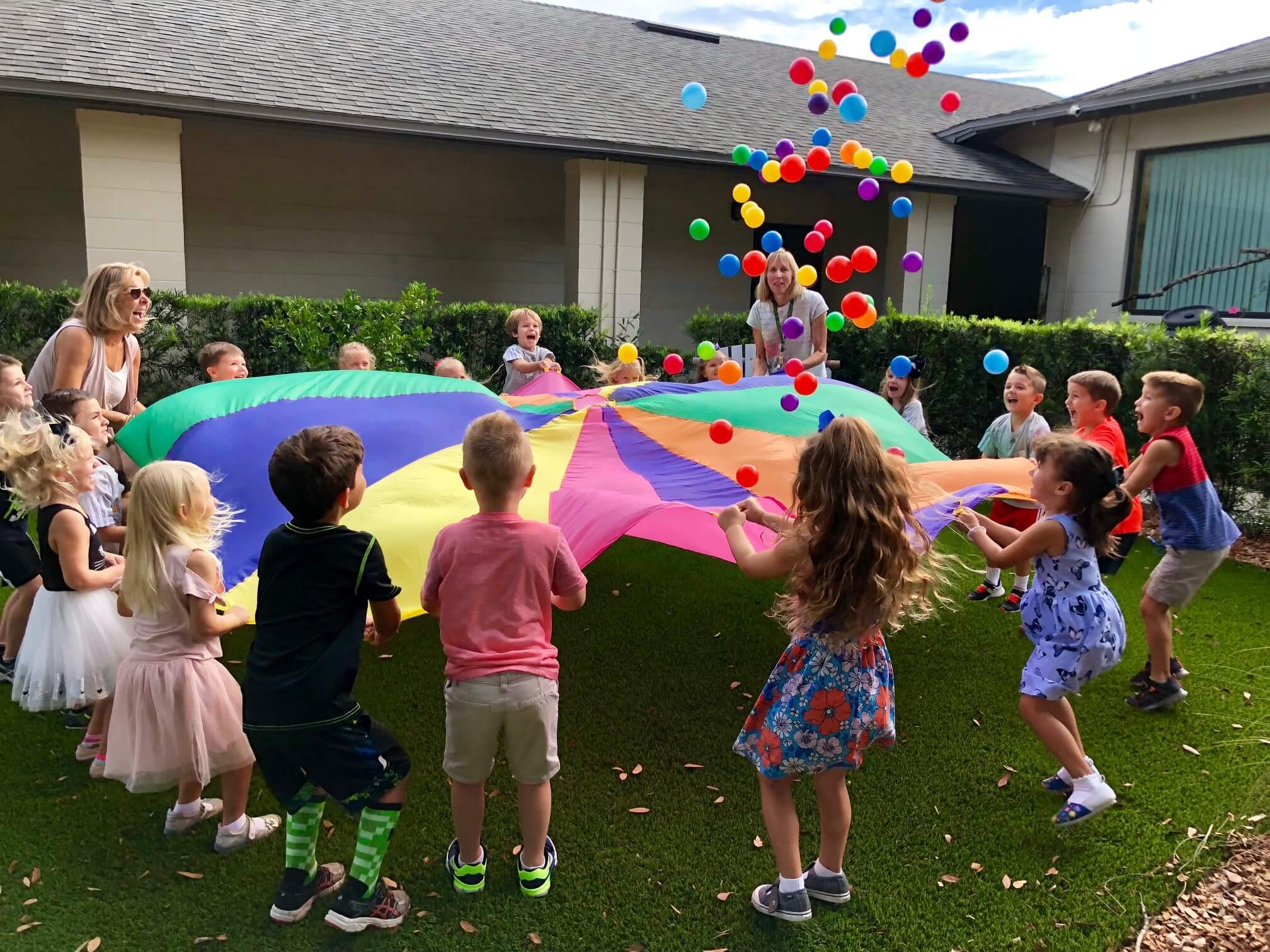St Luke S Preschool